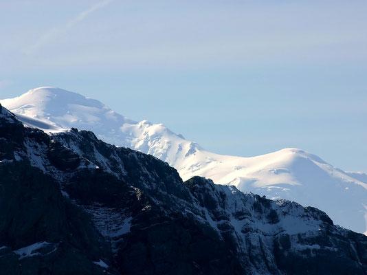 Dôme - Bossesgrat - Mont Blanc