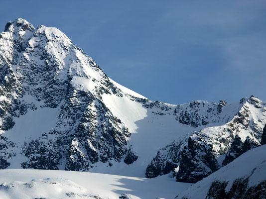Großglockner-Aufstiegsroute