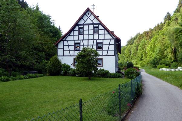 Untere Blechschmiede in Himmelreich