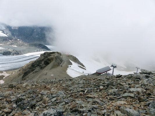 Abstieg - Sass Queder