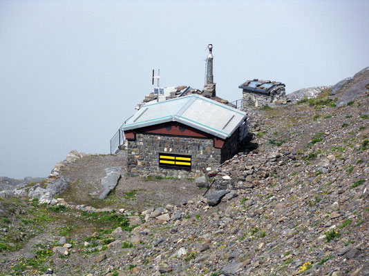 Gitschenhörelihütte - 2325 M