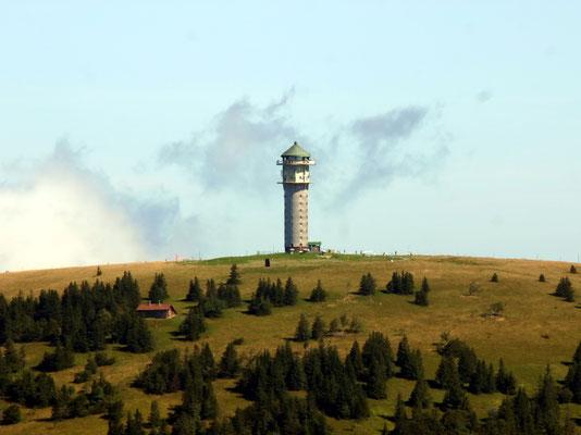 Seebuck-Feldbergturm - 1448 M