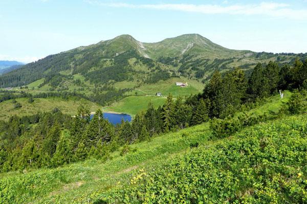 Fürstein-Gipfelpaar
