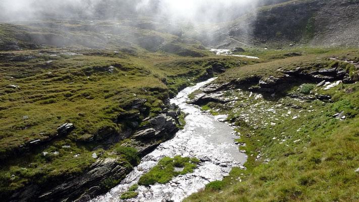 Guraletschsee-Abfluss