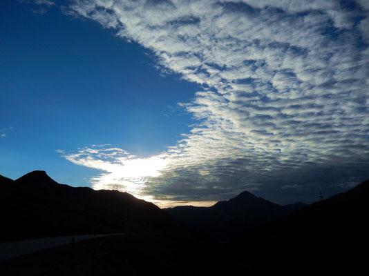 Morgenstimmung am Albulapass