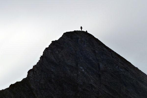 Gältehore-Gipfel, 3065 M