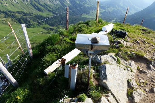Am Fürstein-Gipfel - 2040 M