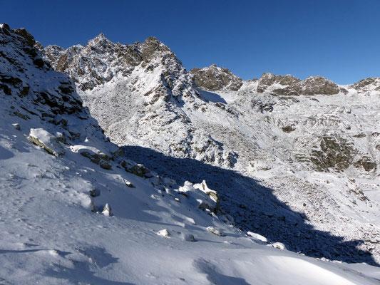 Petit und Grand Mont Calme