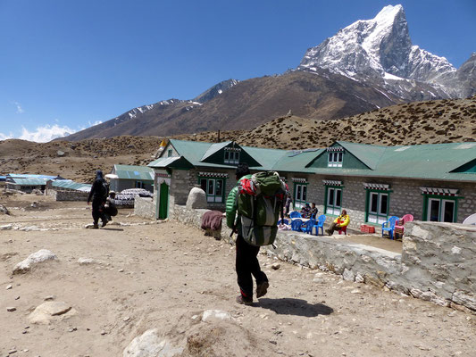 Khumbu Resort-Lodge