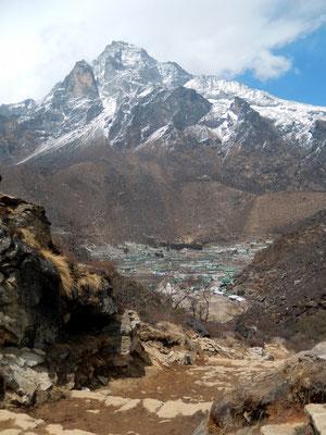 Blick auf Khumjung
