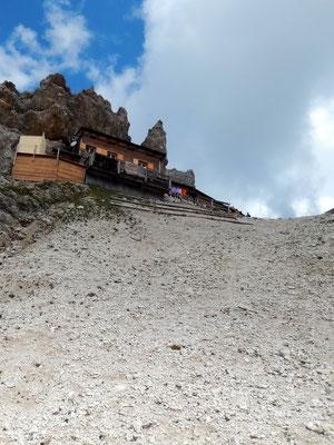 Grasleitenpasshütte - 2601 M