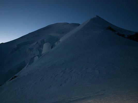 Bosses I vor Mont Blanc