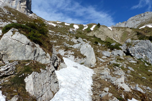 Passhöhe Chilchsteinen