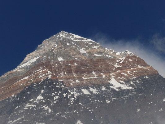 Everest-Haupt- u. Südgipfel