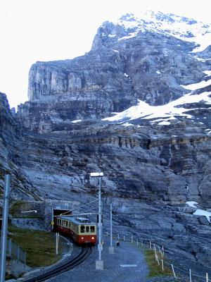Eiger-Westflanke