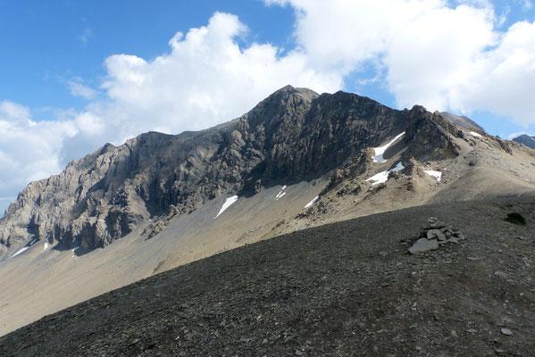 Arpelistock - Blick von der Arête de l'Arpille