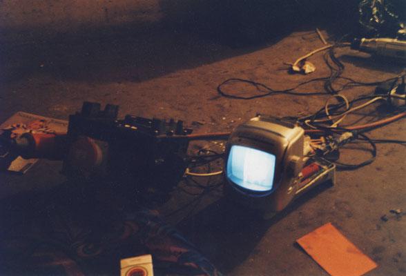Television I Kunstbunker München