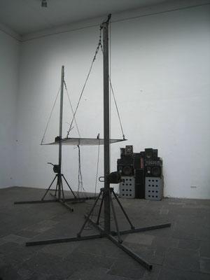 Ironbeat I           Kunstpavillion München