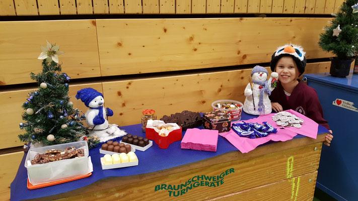 Unser leckeres Weihnachtsbuffet