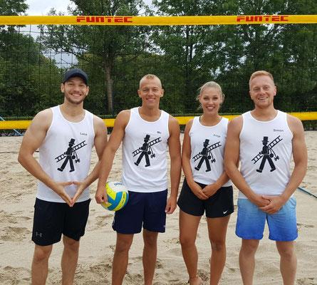 Schornsteinfegerfirma Ralph Plog - Team: Volleybeers