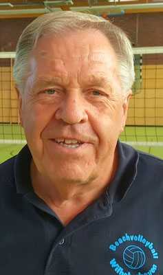 Trainer Herr Ibrom