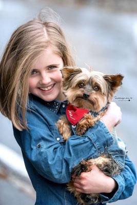 17.03.2018 - Anna und Yorkie Aika