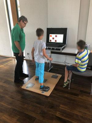 29.07.2018: Infostand zur Aktion Rhein-BOB bei der Gesundheitsmesse ...