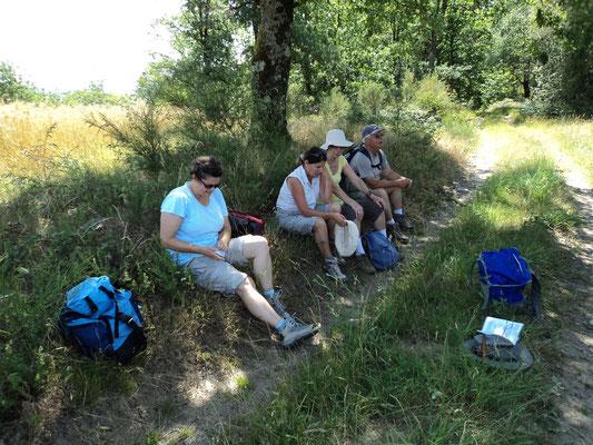 repos et calme autour de Conques Aveyron