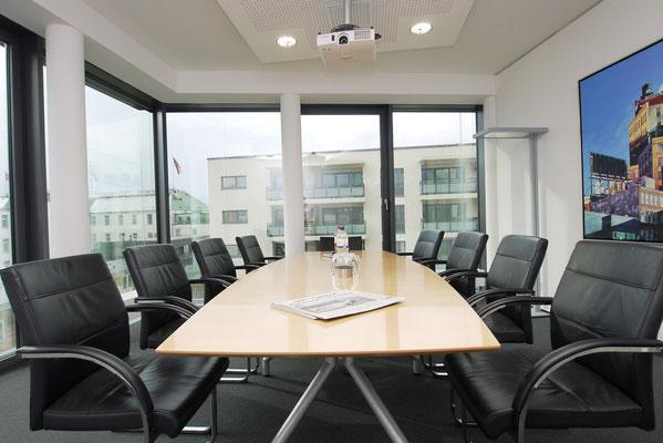 stefan brauhardt Immobilien – Konferenzraum Alstertwiete 3