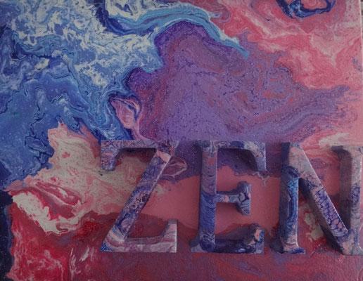 """""""Zen"""" zoom."""