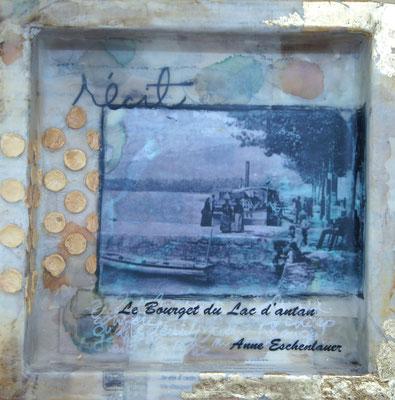 """Série """"Le lac du Bourget d'antan..."""""""