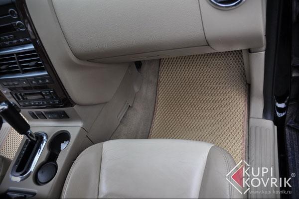 Автомобильные коврики EVA для Ford Explorer IV
