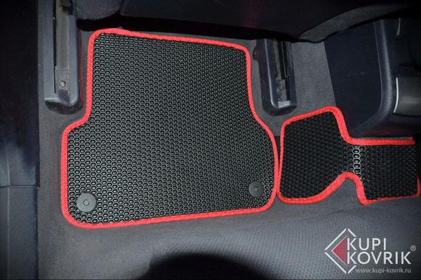 Автомобильные коврики EVA Audi A4 B6