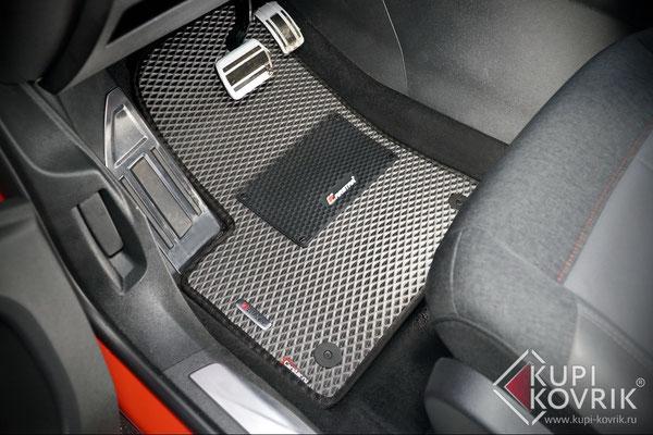 Автомобильные коврики EVA для Citroen C5 Aircross