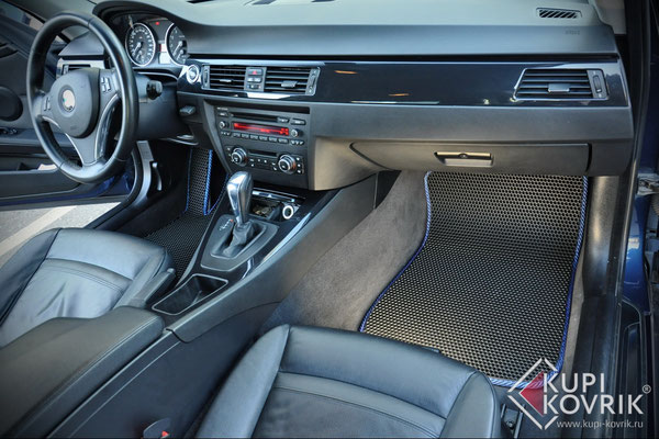 Коврики EVA для BMW 3 E92