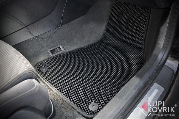 Автомобильные коврики EVA Audi A4 B7