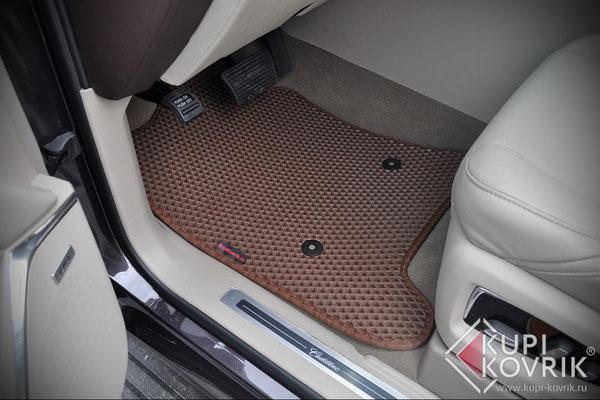 Коврики EVA для Cadillac Escalade IV