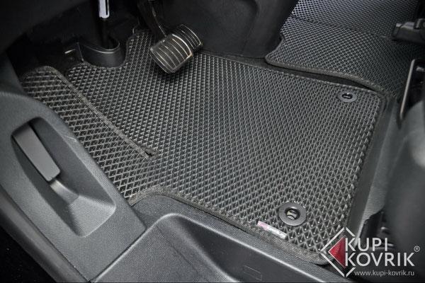 Автомобильные коврики EVA для Citroen SpaceTourer