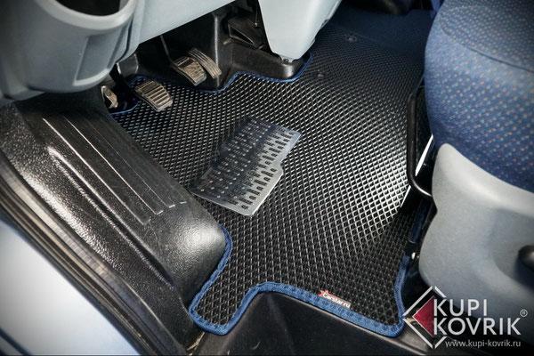 Автомобильные коврики для Ford Transit VII (2006-2014)