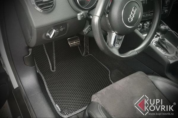 Автомобильные коврики EVA Audi TT II