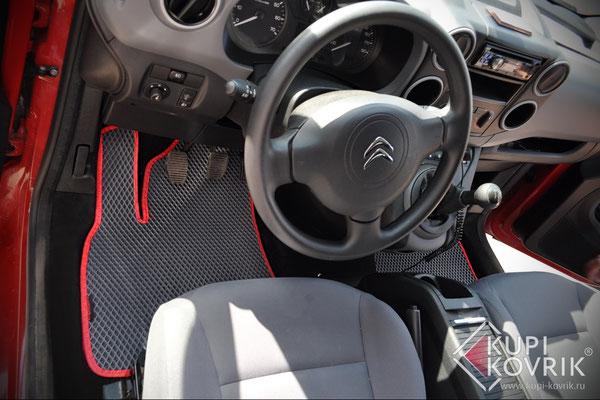 Автомобильные коврики EVA для Citroen Berlingo II