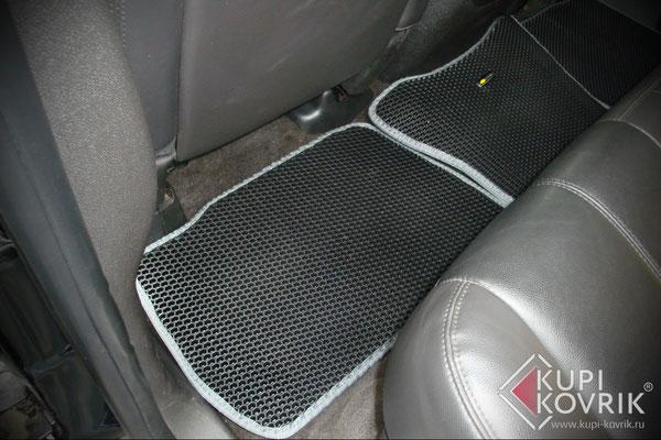 Автомобильные коврики EVA для Chevrolet Tahoe III