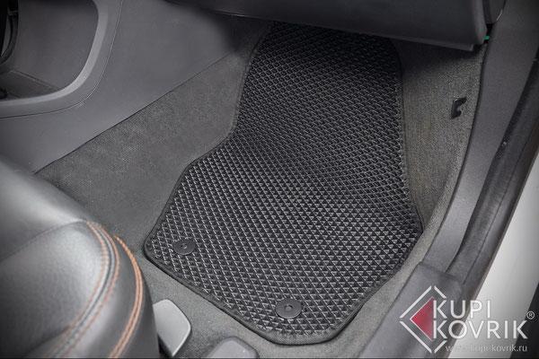 Коврики EVA для Volvo XC 60