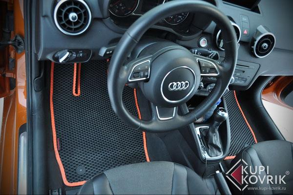 Автомобильные коврики EVA Audi A1
