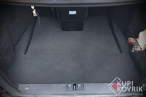Коврики EVA для Mercedes-Benz S-klasse W221