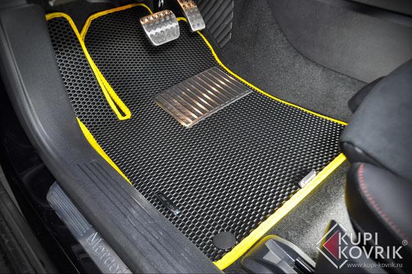 Коврики EVA для Mercedes-Benz W177