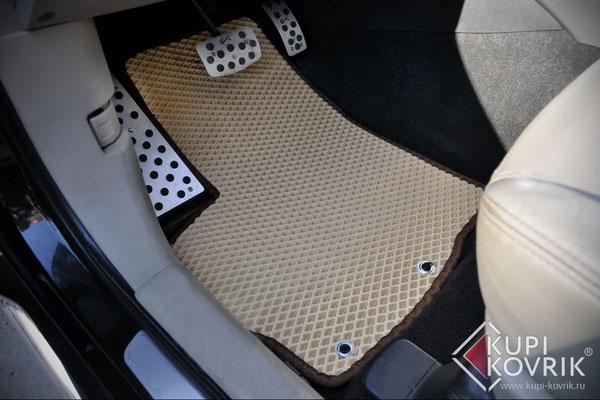Автомобильные коврики EVA для Citroen C Crosser