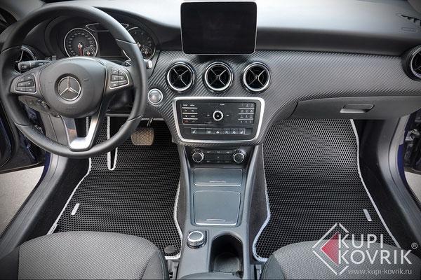 Коврики EVA для Mercedes-Benz CLA-klasse C117