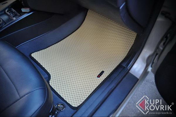 Автомобильные коврики EVA для Hyundai Elantra III