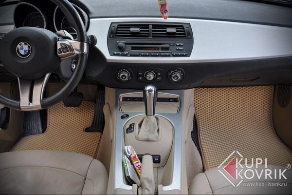Коврики EVA для BMW Z4 E86